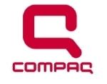 Logo van Compaq