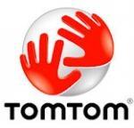Logo van TomTom