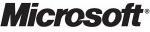 Logo van Microsoft Nederland