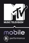 Logo van MTV Mobile